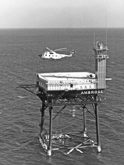 Lightship Ambrose Lv 87 Wal 512 Lighthouse New York At