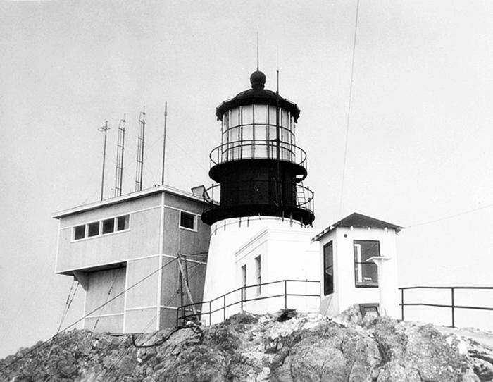 farallon island lighthouse  california at