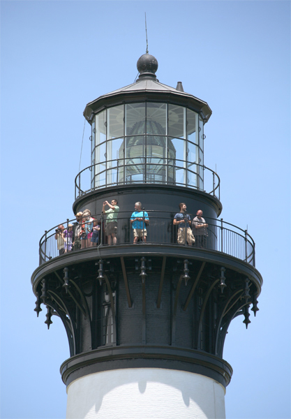 bodie island lighthouse  north carolina at