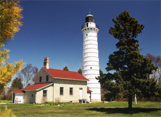 Photo Gallery & Cana Island Lighthouse Wisconsin at Lighthousefriends.com Pezcame.Com