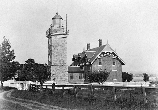 Dunkirk Lighthouse New York At Lighthousefriends Com