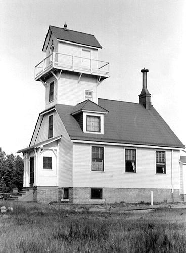 Lighthouses Of The U S Michigan Upper Peninsula