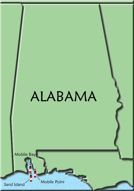 Alabama Map-4683