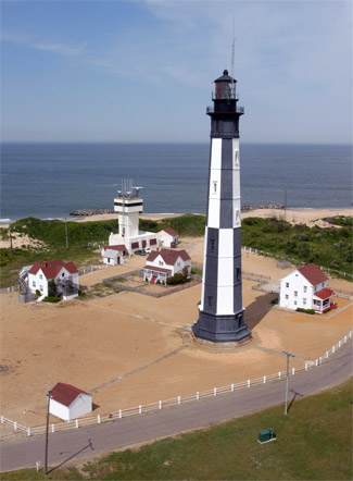 Cape Henry New Lighthouse Virginia