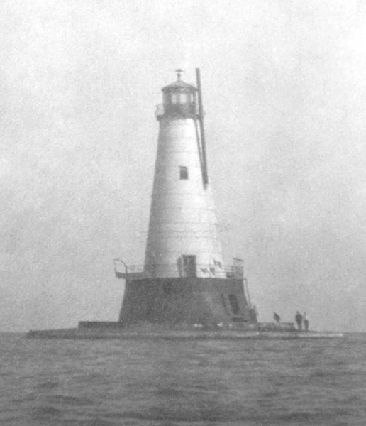 Calendar Ontario : Pelee passage lighthouse ontario canada at