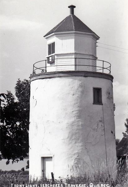 Verch 232 Res Traverse Lighthouse Quebec Canada At