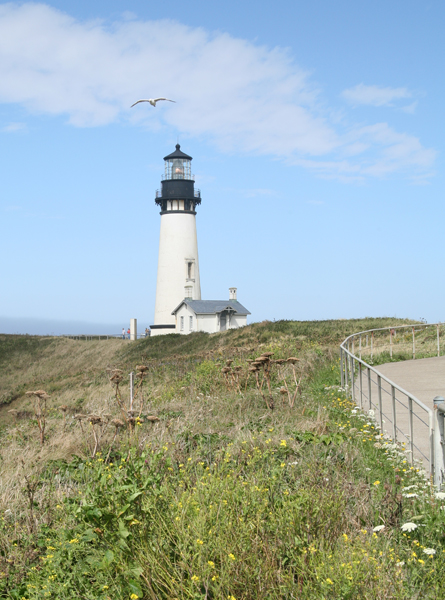 Yaquina Head Lighthouse The Ring